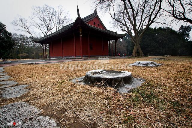 tomb of emperor zhu yuanzhang ming dynasty ming dynasty