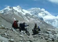 Mount Everest Climbing