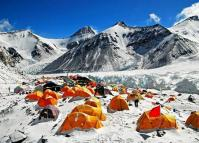 Mount Everest Base Capm