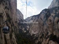 Mount Hua Cable Car