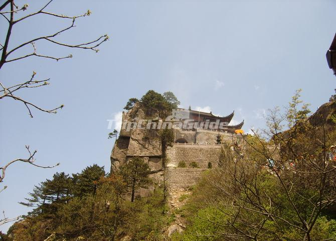 Chizhou China  city images : ... Chizhou China Mount Jiuhua, Jiuhua Mountain Travel Photos, Chizhou