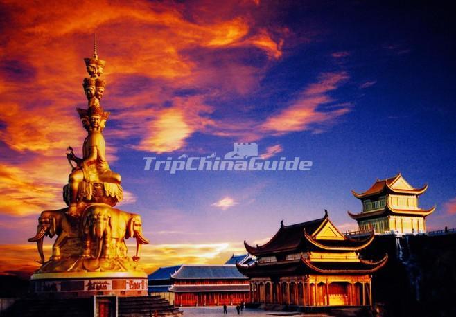 10-day Classical Sichuan Impression Tour, Sichuan Travel