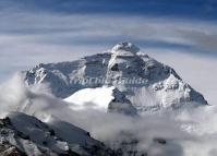 Mount Everest Tibet China