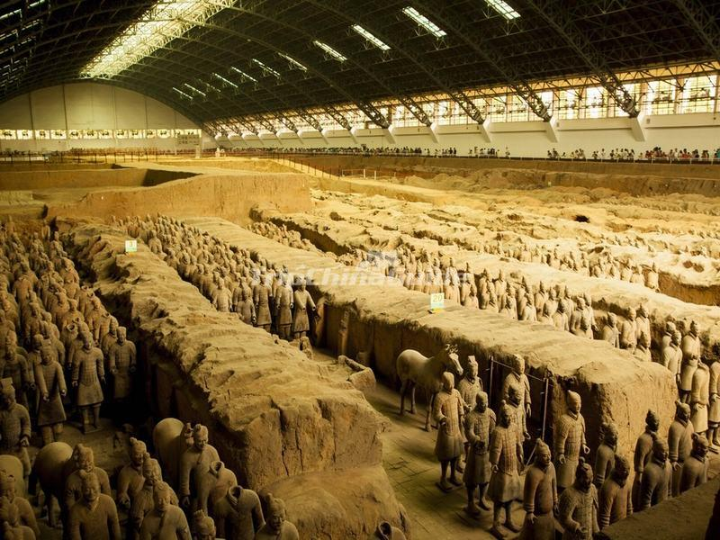 "<a target=""_blank"" href=""http://www.tripchinaguide.com/photo-p892-14101-museum-of-the-terracotta-army.html"">Museum of the Terracotta Army</a>"