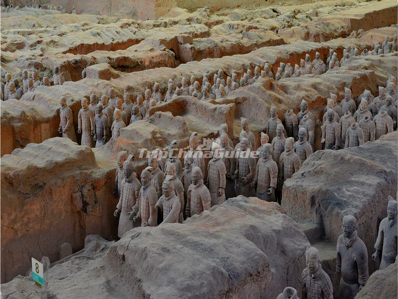 "<a target=""_blank"" href=""http://www.tripchinaguide.com/photo-p892-14084-museum-of-the-terracotta-army.html"">The Terracotta Army </a>"