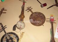 The Music Instruments for Naxi Ancient Music Concert