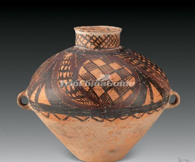 Neolithic Period China Pottery