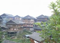Longsheng Pingan Village Guilin