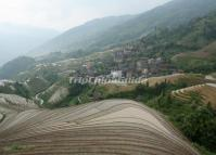 Ping'an Village and Longji Rice Fields