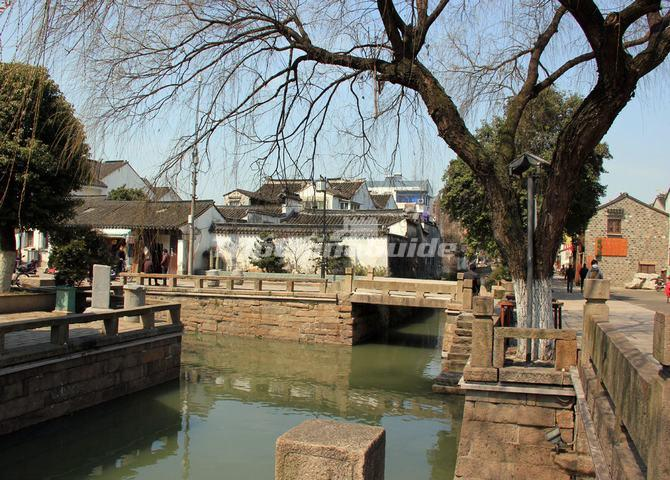 Ping Jiang Road Suzhou China - Suzhou Ping Jiang Road