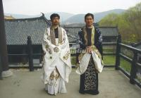 Qin Dynasty Clothing