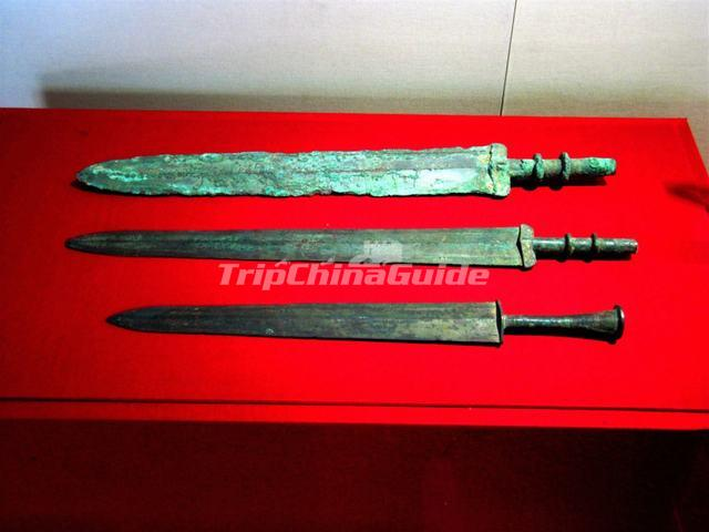Copper Sword Qin Dynasty Qin Dynasty Pictures Chinese