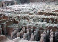 Spectacular Terracotta Warriors Qin Dynasty