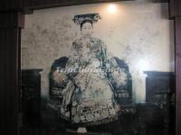 Empress Dowager Cixi Portrait Qing Dynasty