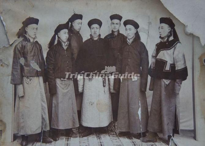The Bannermen Of The Qing Dynasty Qing Dynasty Pictures