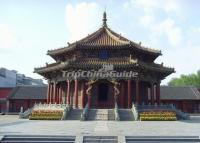 The Imperial Palace in Shenyang Qing Dynasty