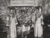 The Empress Dowager Cixi and Other People Qing Dynasty