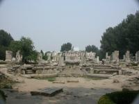 The Old Summer Palace Ruins Qing Dynasty