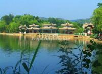 Chengde Mountain Resort Qing Dynasty