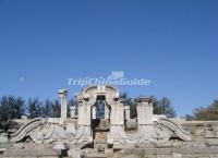 The Old Summer Palace Qing Dynasty