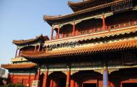 Qing Dynasty Spectacular Yonghe Palace Temple