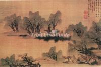 Landscape Painting Qing Dynasty