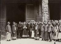 The Qing Dynasty Officers and the Foreign Officers