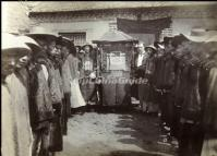 Qing Dynasty Old Picture
