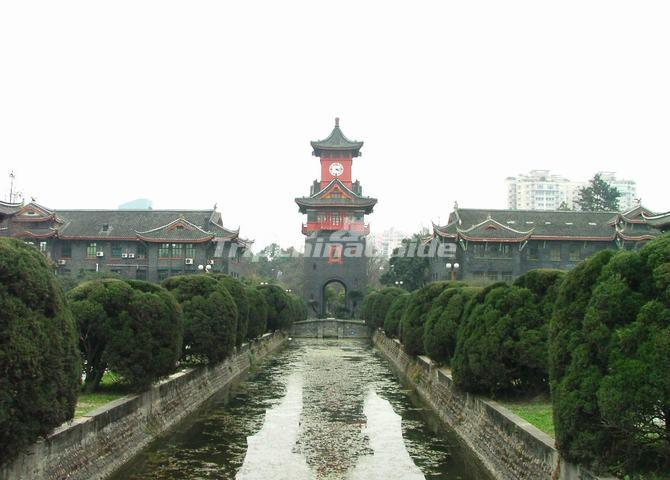 Qingyang China  city pictures gallery : Qingyang Taoist Temple Scenery China Chengdu Qingyang Taoist Temple ...