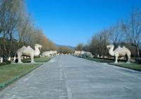 The Sacred Way to the Ming Tombs Beijing