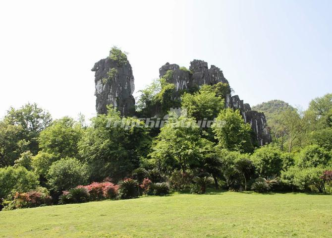 The Camel Hill in Guilin Seven Star Park