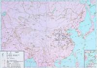 Shang Dynasty Chinese Map
