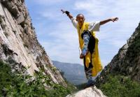 on 20-day Chinese Kung Fu and Panda Tour