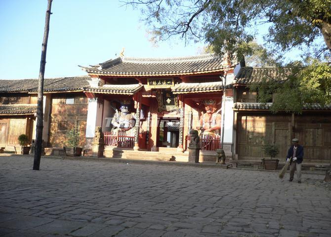 shaxi old town temple dali shaxi ancient town photos dali shaxi rh tripchinaguide com