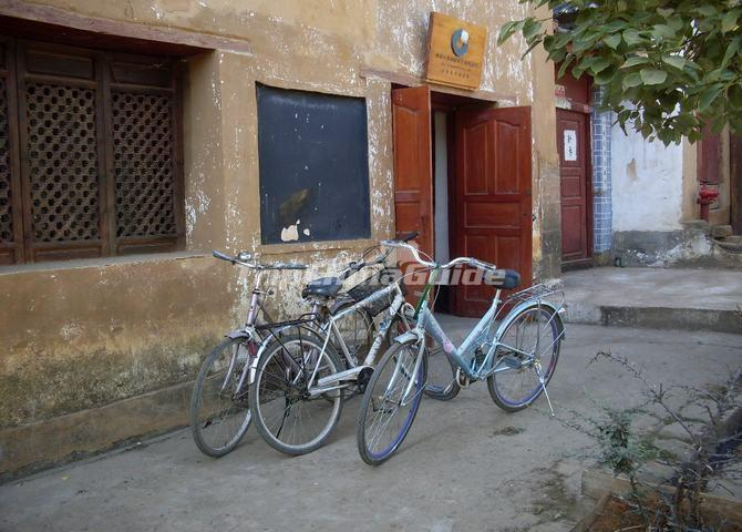 bikes for rent in shaxi town dali