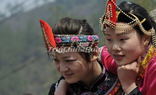 She Ethnic Headwear - She Ethnic Group Photos 6ac15115a85