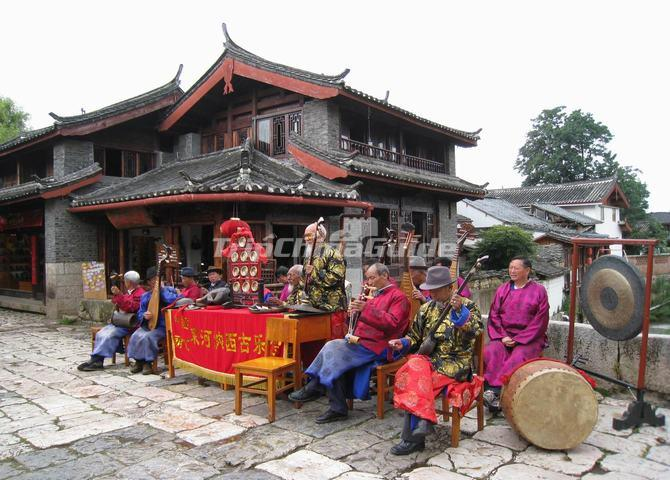 Lijiang Shuhe Ancient Town  Tour Old Town Of Shuhe
