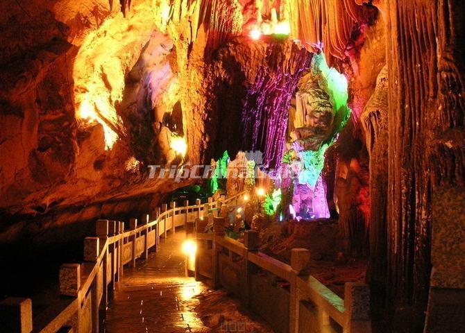 Silver Cave Guilin Lipu Silver Cave Silver Cave Travel