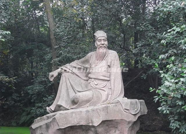 Sudongpo Sculpture Song Dynasty