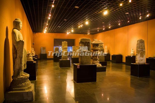 The Exhibition Hall of Xian Stele Forest Museum