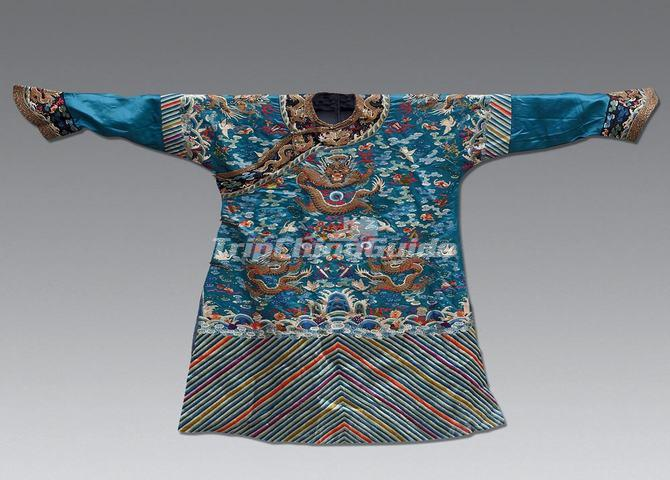 c623667bc Suhzhou Embroidery-Dragon Robe of the Qing Dynasty - Suhzhou ...