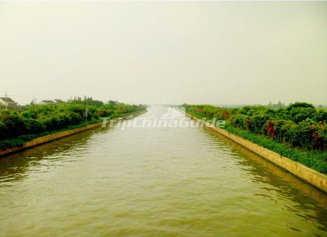 Sui Dynasty The Grand Canal From Beijing To Hangzhou Sui