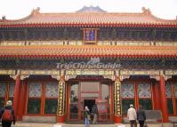 The Hall that Dispels the Clouds Beijing Summer Palace