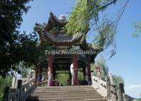 The Mirror Bridge at Summer Palace of Beijing