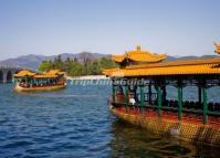 Summer Palace Beautiful Boats