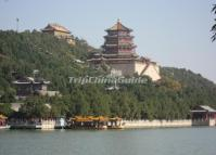 The Tower of Buddhist Incense in Beijing Summer Palace