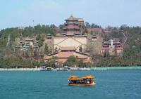 The Lake in Summer Palace