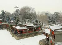 Summer Palace Charming Snow Scenery