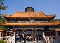 Summer Palace in Beijing - The Hall that Dispels the Clouds