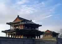 Pavilion of Bright Scenery in Beijing Summer Palace